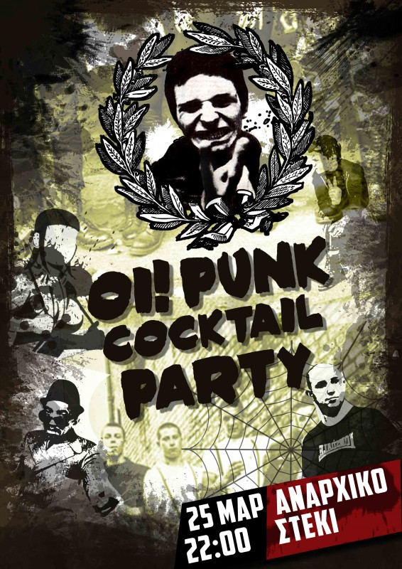 oI Punk party net